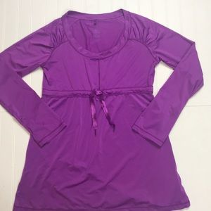Prana Purple Women's Medium Top